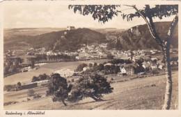 Germany Kelheim Riedenburg im Altmuehltal Totalansicht 1940 Phot