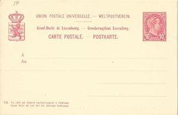 Carte Correspondance - Korrespondenzkarte - Stationery - Entiers Postaux - No. 54 - Interi Postali