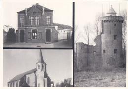 Aaigem Ontmoetingscentrum St Niklaas Kerk Herzele Burcht - Erpe-Mere