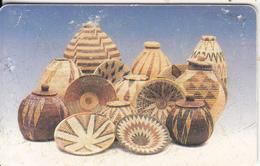 BOTSWANA - Baskets(CN On Chip Side), Used - Botswana