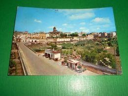 Cartolina Bitonto - Panorama 1972 - Bari