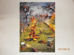 Postcard Daxter Animated Game Character Advert Promotional Card  My Ref B21360 - Postcards