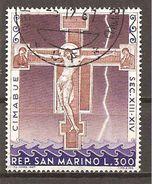 San Marino 1967 // Mi. 902 O (024..586) - Gebraucht