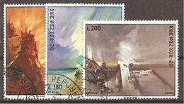 San Marino 1969 // Mi. 936/938 O (024..600) - Gebraucht