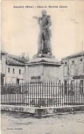 55 - DAMVILLERS : Statue Du Maréchal Gérard - CPA - Meuse - Damvillers
