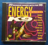 ENERGY K9. USADO - USED. - Dance, Techno & House