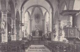 Westrozebeke, West Roosebeke, Binnenzicht Der Kerk (pk36700) - Staden