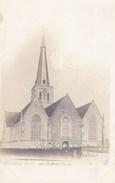 Westvleteren, De Kerk 1911, Cliché R Matton Proven, Zeldzame Fotokaart (pk36703) - Vleteren