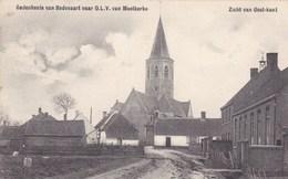 Meetkerke, Gedenkenis Van Bedevaart Naar O.L.V Van Meetkerke, Zicht Van Oost Kant (pk36704) - Zuienkerke