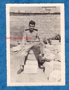 Photo Ancienne - A.F.N. , Algérie - Portrait D'un Militaire Français - Aout 1961 - Lieux