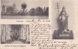 Zandvoorde, Zonnebeke, L'Eglise, Saint Corneillie, Intérieur De L'Eglise De Zandvoorde (pk36709) - Zonnebeke