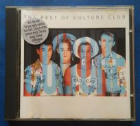 THE BEST OF CULTURE CLUB. USADO - USED. - Disco, Pop