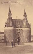 Mechelen, Malines, Vieille Porte De Bruxelles (pk36717) - Mechelen