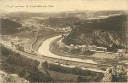 Un Panorama à COMBLAIN-au-PONT. - Comblain-au-Pont