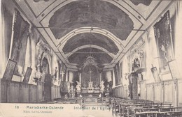 Mariakerke, Oostende, Ostende, Intérieur De L'Eglise (pk36722) - Zwevegem