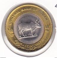 Sudan - 20 Piastres 2006  Bimetallic Animals UNC - Soudan