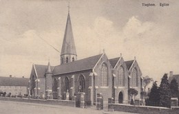 Tiegem, Tieghem, Eglise (pk36725) - Anzegem