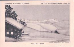 Mézières VD Suisse, Théatre Du Jorat, La Nuit Des Quatre-temps (3) - Théâtre