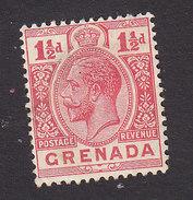 Grenada, Scott #94, Mint Hinged, King George V, Issued 1921 - Grenada (...-1974)