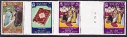 Bitish Virgin Islands 1977 Royal Visit Sc 324-26 Mint Never Hinged - British Virgin Islands