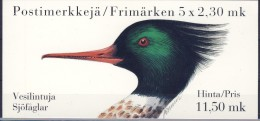 ##H492. Finland 1993. Complete Booklet. Birds. Michel 35. MNH(**) - Finnland