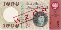 POLAND 1965 Copernicus WZOR S 1308578 Uncirculated - Pologne