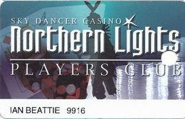 Sky Dancer Casino - Belcourt, ND USA - 3rd Issue Slot Card - Ablecard.com Over Mag Stripe - Carte Di Casinò
