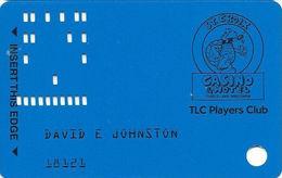 St. Croix Casino - Turtle Lake, WI USA - Slot Card - Casino Cards