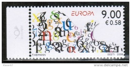 CEPT 2008 EE MI 615 ESTONIA - Europa-CEPT
