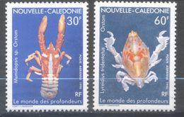 Nouvelle Calédonie, Yvert PA271&272, Scott C220&221, MNH - Ongebruikt