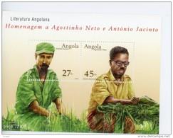 Angola-2003-A Neto-A Jacinto-YT B105***MNH***MNH - Angola
