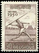 COB  828 (**)  / Yvert Et Tellier N° : 827 (**) - Belgio