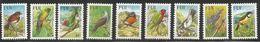 1995 Fiji Birds Oiseaux Definitive  Complete Set Of 16    MNH - Fiji (1970-...)