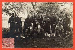 CPA - D62 -  LIEVIN -  1906 -  GROUPE   SOLDATS   DU  37 Ièm - - Lievin