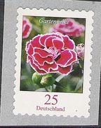 2008  Allem. Fed.  Mi. 2699 **MNH Gartennelke (Dianthus Caryophyllus) - [7] Federal Republic