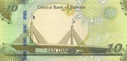 BAHRAIN P. 33 10 D 2016 UNC - Bahrain