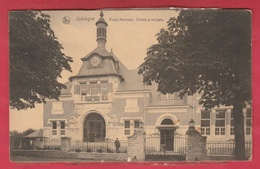 Jodoigne - Ecole Normale - Entrée Principale - 1927  ( Voir Verso ) - Jodoigne