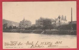 Waulsort - Les Hôtels - 1906  ( Voir Verso ) - Hastière