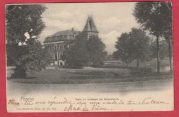 Asse - Parc Et Château De Waerebeek  1901 ( Verso Zien  ) - Asse
