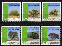 United Arab Emirates 2005.Desert Plants Of The UAE. Stamps.** MNH - Verenigde Arabische Emiraten
