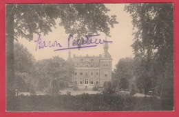 Ruddervoorde- Kasteel - 1914 ( Verso Zien  ) - Oostkamp