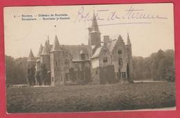 Rumbeke - Kasteel - Rumbeke 's Kasteel - 1909 ( Verso Zien  ) - Oostkamp