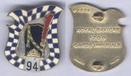 Insigne Du 94e Régiment D'Infanterie - Army