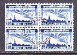 THAILAND  C 21 X 4   (o)  Perf. 13 X 12 1/2 - Thailand