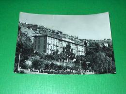 Cartolina Ospedaletti - Grande Albergo Miramare 1960 - Imperia