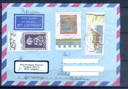 D761- Postal Used Cover. Posted From Germany To Pakistan. Joint Issue. - Germany