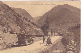 ARIEGE - AX Les THERMES - Vallée Du Nabre  ( - Avec Automobile ) - Ax Les Thermes