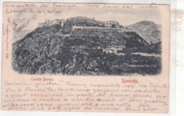 Castel Beseno  - Viaggiata 1902    F390 - Italia