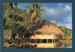 Maison De Réunion Traditionnelle - Polynésie Française
