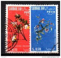 SOMALIA AFIS 1958 , Serie 48/49 Usata - Somalia (AFIS)